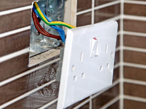 Costo a punto luce impianto elettrico - Prezzo impianto elettrico casa ...